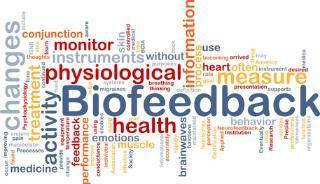Biofeedback Grafik