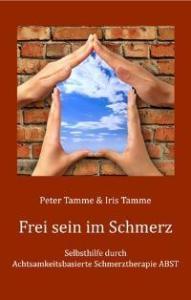 Buchcover Frei sein im Schmerz