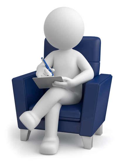 Psychotherapiebehandlung 2